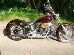 1993 Harley Davidson Softail Custom For Sale