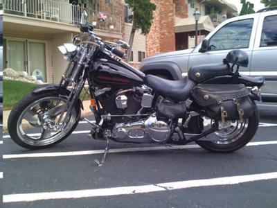 1993 Harley Davidson Springer