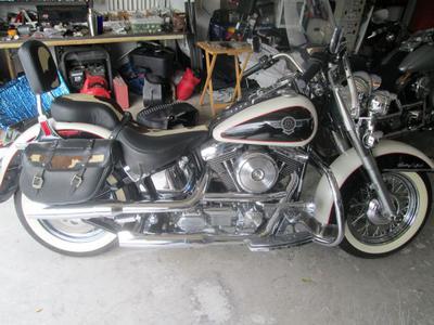1993 Harley Moo Glide Harley Softail for Sale in FL