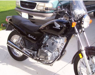 1993 Honda Nighthawk