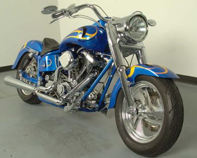 1994 Harley Davidson Style Custom Motorcycle