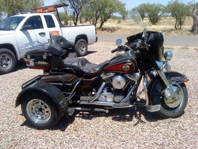 1994 Harley Davidson Ultra Classic Trike with Voyager kit