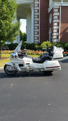 1994 Honda Goldwing Aspencade 1500 se in White