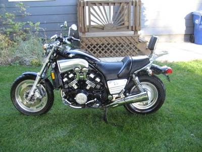 1994 Yamaha Vmax