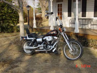 1995 Harley Davidson Dyna Glide