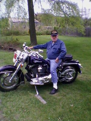 1995 Harley Davidson Heritage Softail Soft Tail Classic