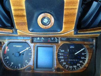 1995 Honda Goldwing  Aspencade