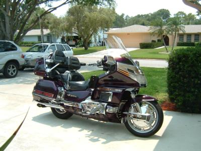 1995 Honda Gold Wing SE 1500