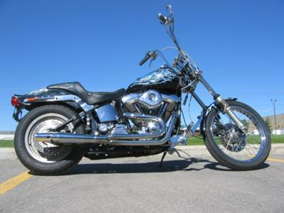 1996 FXSTC Harley Davidson Softtail Custom