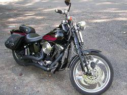 1996 Harley Davidson Bad Boy Springer Limited Edition FXSTSB