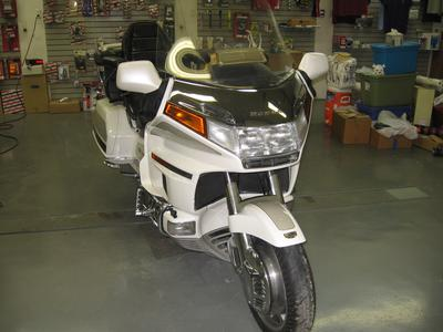 1996 Honda Goldwing Aspencade SE for sale by individual owner