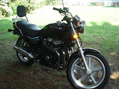 1996 Honda Nighthawk 750