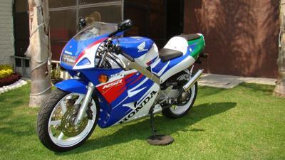 1996 Honda NSR250 SE (two stroke)