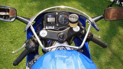 1996 NSR250 SE (two stroke)