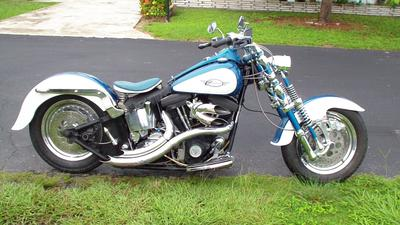 1996 Custom Built CMC Indian Motorcycle Rey Sotelo