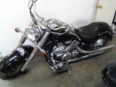 1996 Yamaha 1100cc Royal Star
