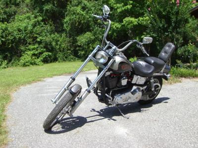 1997 Harley Davidson FXDWG Dyna Wide Glide