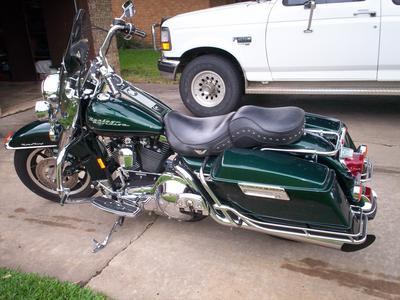 1997 Harley Davidson Road King Pictures