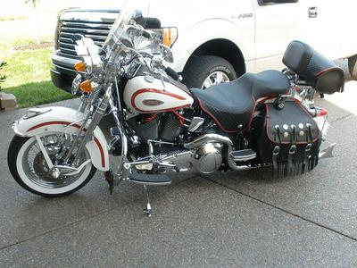 1997 Harley Davidson Softail FLSTS