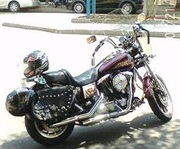 1997 Harley Davidson Dyna Convertible