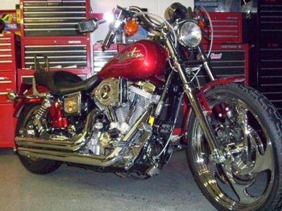 1998 Harley Davidson Dyna Super Glide One SWEET Ride!