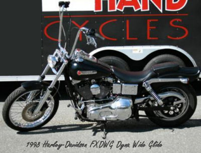 1998 Harley-Davidson FXDWG Dyna Wide Glide