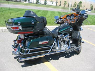 1998 Harley Davidson Electra Glide Ultra FLHTCU