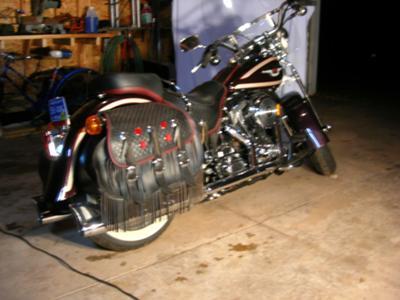 1998 Harley Davidson Softail Springer