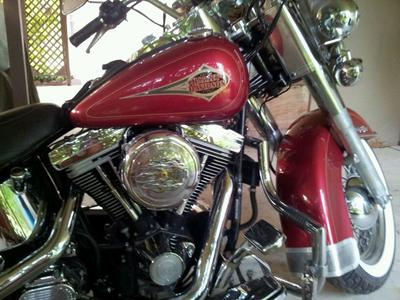 1998 Harley Davidson Heritage Softail Special Edition