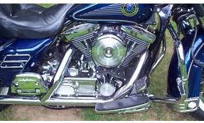 1998 Ultra Classic Electra Glide FLHTCUI Engine