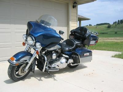 Well maintained! 1999 Harley Davidson Electra Glide