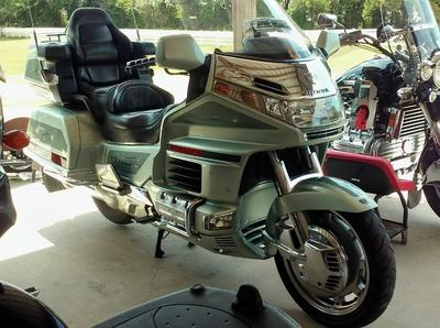 1999 Goldwing GL 1500 SE for sale by owner