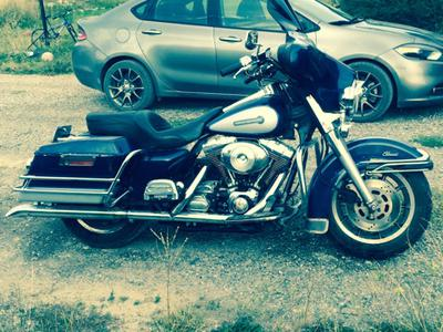 1999 Harley Davidson Electra Glide for sale by owner in WY Wyoming