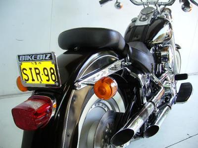 1999 Harley Davidson FLSTF FatBoy Fat Boy