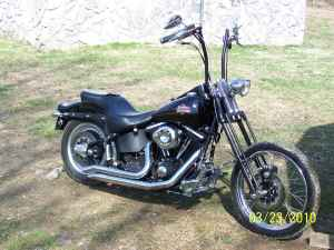 1999 Harley Davidson Night Train Softail