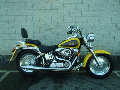 1999 Harley Davidson Softail FatBoy (this photo is for example only; please contact seller for pics of the actual motorcycle for sale in this classified)