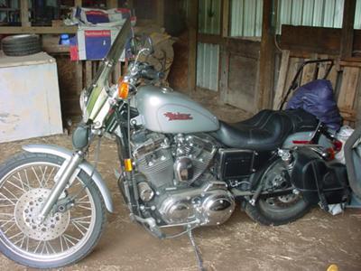1999 Harley Davidson Sportster 1200 C C