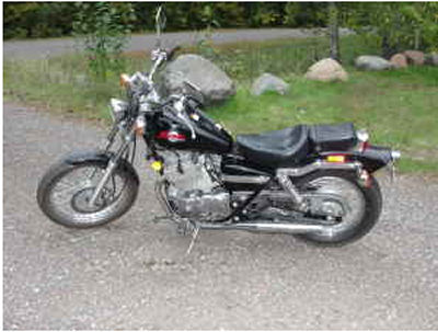 1999 Honda Rebel