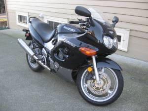1999 Suzuki Katana