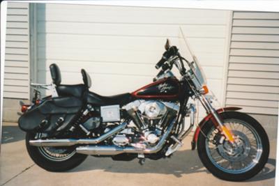 2000 Harley Davidson Dyna Lowrider FXDL