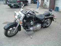 2000 Harley Davidson FLSTC Heritage Softail Classic
