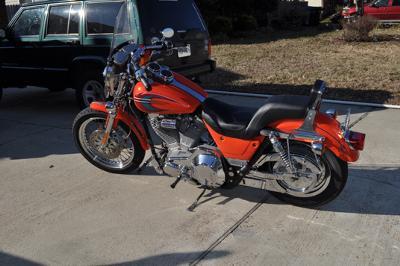 2000 Harley Davidson FXR4