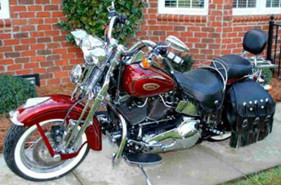 2000 Harley Heritage Softail for Sale
