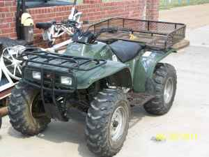 2000 Honda FourTrax 300 4x4 (example only call for pics)