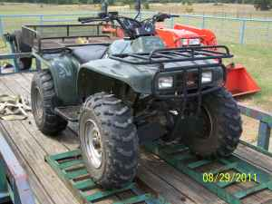 2000 Honda FourTrax 300 4x4