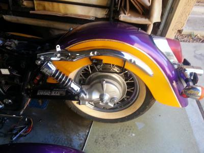2000 HONDA SHADOW AERO NICE! For Sale at a Great Price