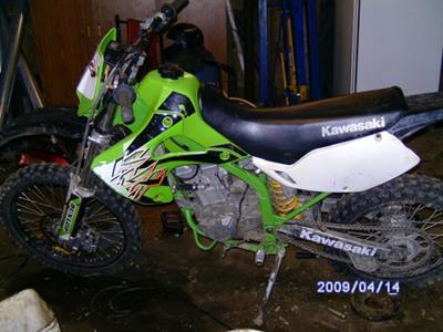 2000 Kawasaki KLX450R