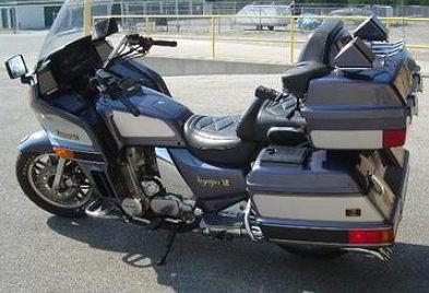 2000 Kawasaki Voyager 1200