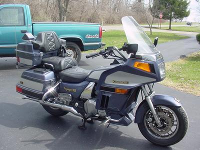 Kawasaki Voyager Problems