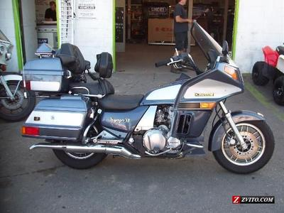 kawasaki voyager xii  sale motorcycle reliability